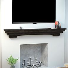 Sunders Fireplace Mantel Shelf