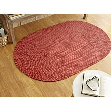 "Sunsplash Braided Rug - 24"" x 60"""