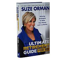 Suze Orman The Ultimate Retirement Guide for 50+ Book