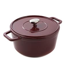 Symon Home 4.5-Quart Enameled Cast Iron Dutch Oven