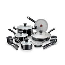 T-Fal Initiatives 14 Pc. Cookware Set