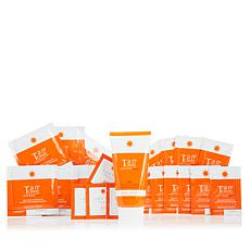 TanTowel® 22-piece Kit with Body Glow   - Plus