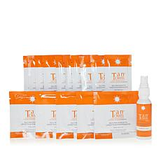 TanTowel® Classic 15-piece Kit with Express Tan Mist