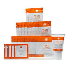 TanTowel® Classic 22-piece Kit with On the Glow Face Moisturizer