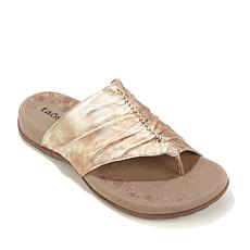 Taos Footwear Gift 2 Leather Thong Sandal