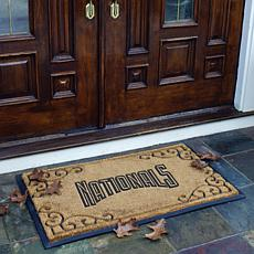 Team Door Mat - Washington Nationals - MLB