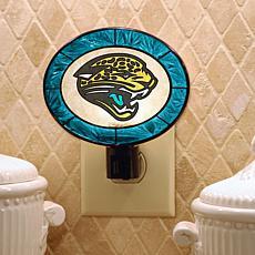 Team Glass Nightlight - Jacksonville Jaguars