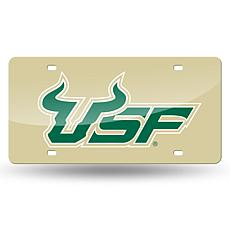 Team Laser Tag License Plate-Un. of South Florida