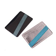 Tech Candy Phone Credit Card Holder 2-pack
