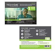 Tech Home Support and Security Suite for 1 Device