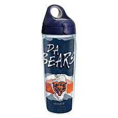 Tervis NFL Statement 24 oz. Water Bottle with Lid - Chi