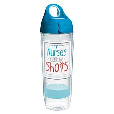 Tervis Nurses Call The Shots 24 oz. Water Bottle
