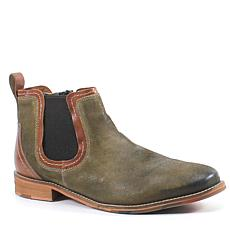 Testosterone Shoes Apple Jay Men's Distressed Leather Chelsea Boot