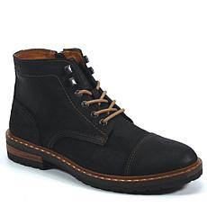 Testosterone Shoes Track Star Men's Suede Lace Up Boot