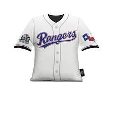 Texas Rangers Plushlete Big League Jersey Pillow