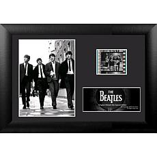 The Beatles 7x5 Framed FilmCells Presentation with Easel Stand