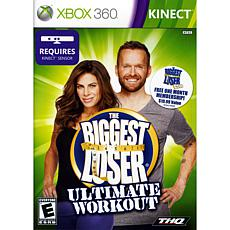 The Biggest Loser: Ultimate Workout - Xbox 360 Kinect