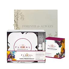 The Floral Preservation Company Pres. Kit, Forever Album & Diffuser