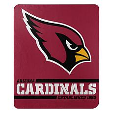 The Northwest Company Officially Licensed Cardinals Split Wide Throw
