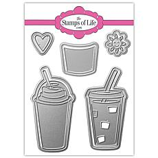 The Stamps of Life Icedcoffee2stamp Dies