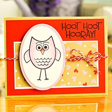 The Stamps of Life Oval Die Cuts Set of 9