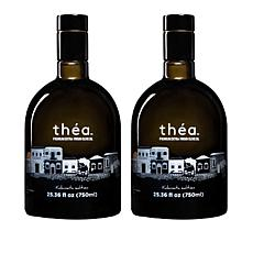 Thea 2-pack 25 oz. Greek Extra Virgin Olive Oil