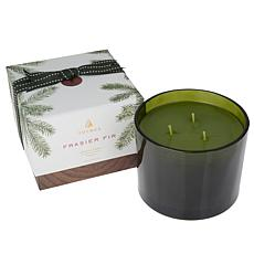 Thymes Frasier Fir 3-Wick Poured Candle