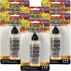 Tim Holtz Alcohol Ink Blending Solution 2 oz., 6-pack