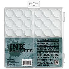 "Tim Holtz Ink Palette 6-pack - 7.5"" x 7.5"""