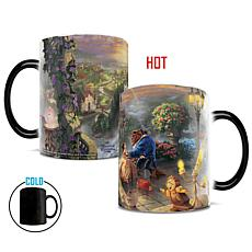 TK Disney Beauty and the Beast Heat-Sensitive Morphing Mug