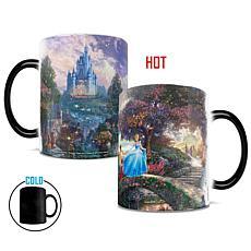 TK Disney Cinderella Heat-Sensitive Morphing Mug