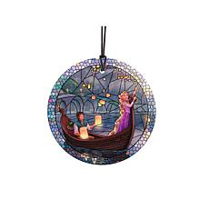TK Disney Glass Hanging Print - Tangled – Stained Glass