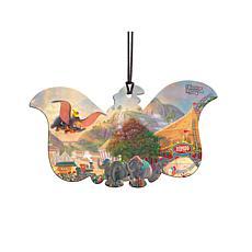 TK Disney Shaped Acrylic Hanging Print - Dumbo