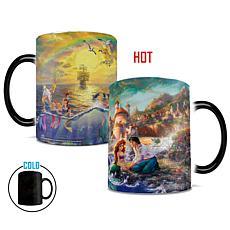 TK Disney The Little Mermaid Heat-Sensitive Morphing Mug