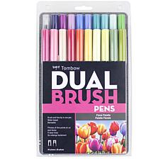 Tombow Dual Brush Pen Set 20-pack - Florals