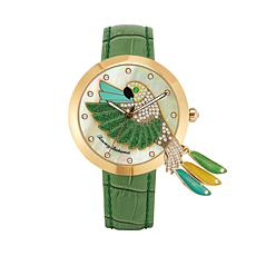 Tommy Bahama Women's Love Parrot Tail Feather Watch