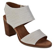 TOMS Majorca Textile Cutout Sandal
