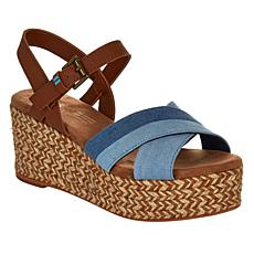 TOMS Wedge Wedges | HSN