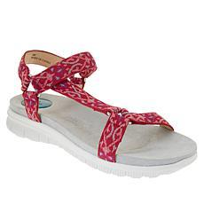 Tony Little Cheeks® Sneaker Sandal with Gel Energy Pad