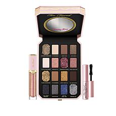 Too Faced 3-piece Pretty Rich & Sexy Eye and Lip Set