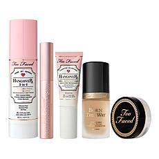 Too Faced Prime, Set and Perfect Natural Beige Fresh Face in 5 Set