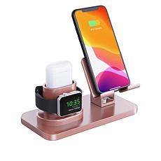 TOPETECH  3-in-1 Apple AirPods 2nd Gen, Watch & Phone Charging Stand