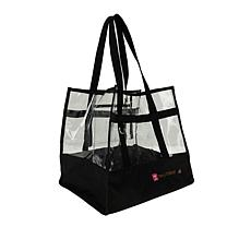 "Totally-Tiffany Lois 2.0 All-Event Tote - 13"" x 13"" x 10"""