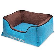 Touchdog Felter Shelter Luxury Designer Premium Dog Bed