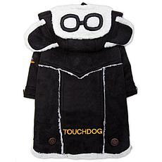 Touchdog Tuskegee Aero-Vintage Designer Dog Coat
