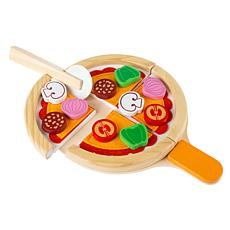 Toy Time Pretend Play Pizza Set