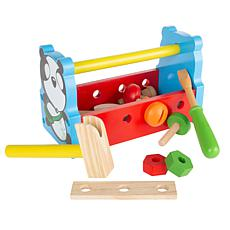 Toy Time Wooden Kids Tool Set