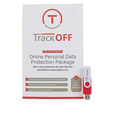 TrackOFF Anti-Tracking Technology for PC or Mac