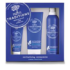 Treets Traditions Revitalizing 3-piece Gift Set
