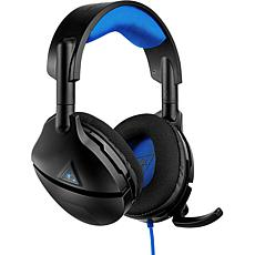 Turtle Beach Stealth 300 Black/Blue Amplified Gaming Headset